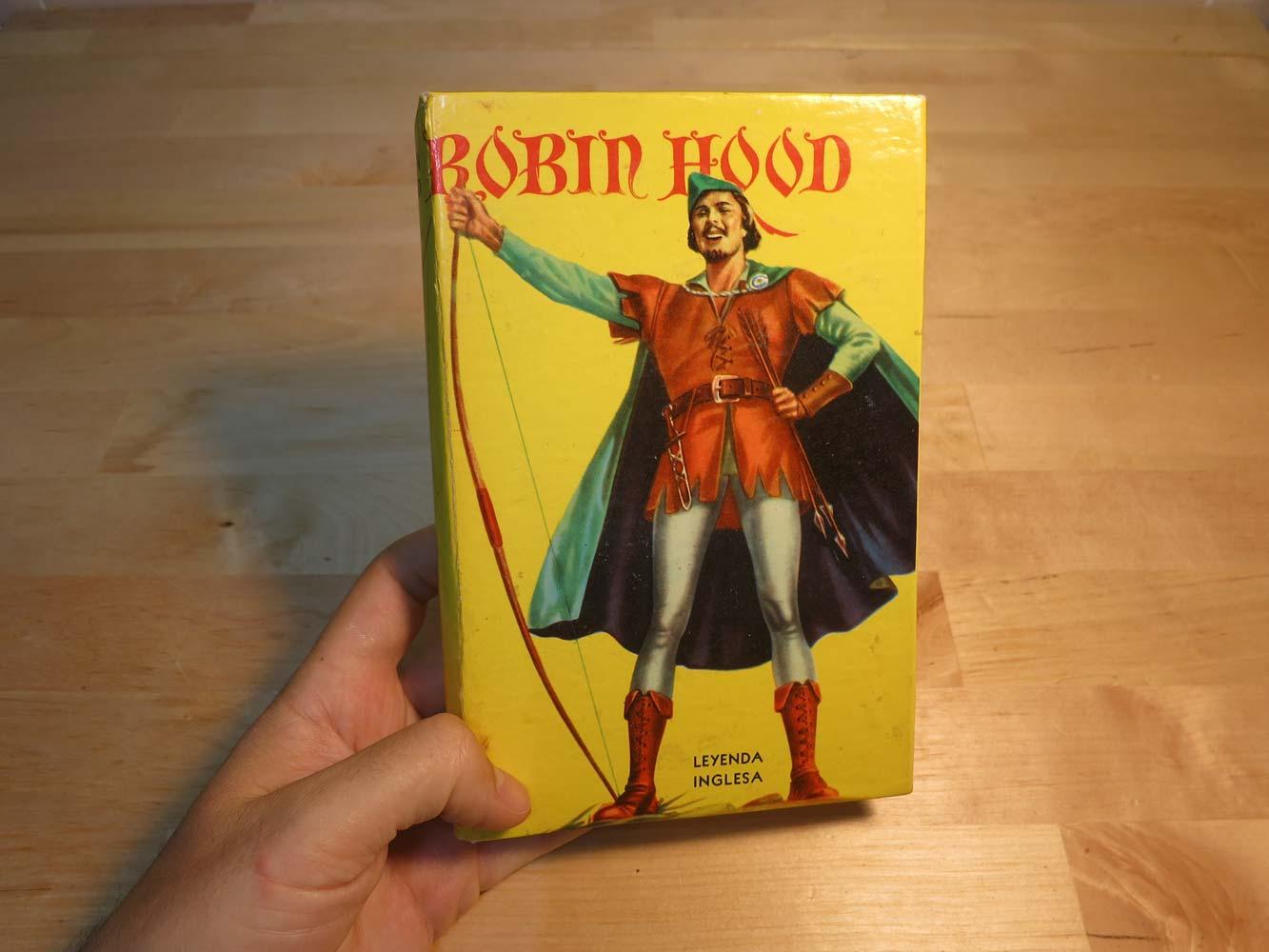 ROBIN HOOD - Anónimo 0